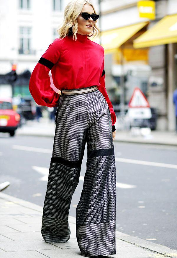 London Fashion Week Style Icon World